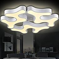 צמודי תקרה ,  מודרני / חדיש צביעה מאפיין for LED נורה כלולה מתכת חדר שינה חדר אוכל מטבח חדר עבודה / משרד חדר ילדים חדר משחקים מסדרון