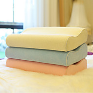 Memory Foam Wave Massage Bed Pillow Physical Therapy Pillow Factory Slow Rebound Space Mesh 60*40*12/10CM