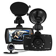 전체 HD / G-센서 / 움직임 감지 / 1080P - 1.0 MP CMOS - 3265 x 2448 - 자동차 DVD