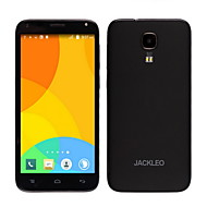 "jackleo jl460 4.5 ""Android 4.4-smartphone 3g (dual sim dual core 2 mp 512mb + 4 gb zwart / wit)"