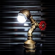 전통적인/ 클래식/러스틱/ 럿지/새로움 - 데스크 램프 - LED - 메탈