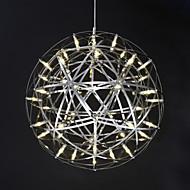 LED מנורות תלויות חדר שינה / חדר אוכל מתכת