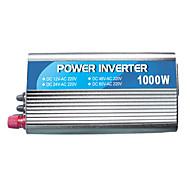 1000W strömriktare 12v24v till 220V med usb