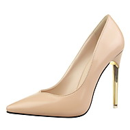 Women's Shoes AmiGirl 2016 New Style Hot Sale Wedding/Party/Dress Black/Red/Almond Stiletto Heels