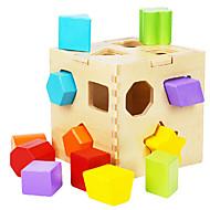 geometri nummer hus til børn (0-2 år)