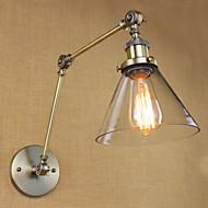 AC 100-240 40 E26/E27 Rustique/Campagnard Bronze Fonctionnalité for Ampoule incluse,Eclairage d'ambiance Eclairage avec Bras oscillant