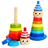 clown schudden toren voor kleine kinderen (0-2 jaar)