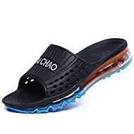 Men's Shoes Casual Synthetic Slip-on Black / Blue / Green / Red / Royal Blue / 1# / 2# / Navy