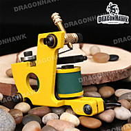 Dragonhawk® Coil Tattoo Machine Professiona Tattoo Machines Cast Iron Liner Handmade