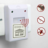 220V Riddex Plus Pest Repeller Repelling Aid for Rats Roaches Spiders Bugs