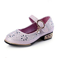 Girls' Shoes Outdoor Comfort Leatherette Flats Blue / Pink / Gold