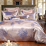 Floral Modal 4 Piece Duvet Cover Sets