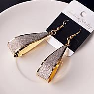 Ohrring Tropfen-Ohrringe Schmuck 2 Stück Hochzeit / Party / Alltag / Normal Aleación Damen Goldfarben / Silber