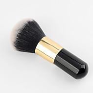 Oval Makeup Brush Cosmetic Foundation Cream Powder Blush Makeup Tool