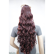 Synthetic Ponytail Curly Tape In Ponytail 28 inch gram Quantity
