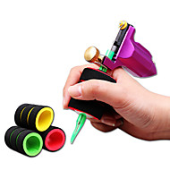 3pcs Colourful Silicone Non-slip Tattoo Grip Cover Comfortable for Tattoo Machine Tattoo Supply