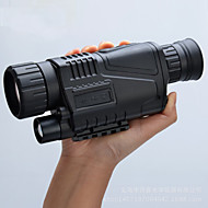 Lingrui 5X 40 mm Monocular Night Vision / Military 5°x3.75° 2m Central Focusing Fully Multi-coated Hunting /Infrared