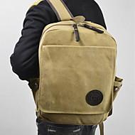 Men Canvas / Polyester Weekend Bag Backpack / Sports & Leisure Bag / Travel Bag-Multi-color