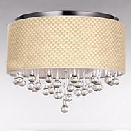 40W צמודי תקרה ,  גס צביעה מאפיין for LED מתכת חדר שינה / חדר אוכל / חדר עבודה / משרד / חדר ילדים / מסדרון / מוסך