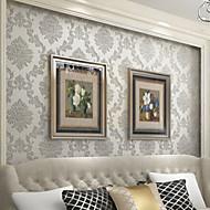 Art Decó Papel pintado Contemporáneo Revestimiento de pared,Papel no tejido Sí