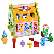Bausteine Für Geschenk Bausteine Holz Spielzeuge