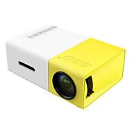 1080p mini proiettore a cristalli liquidi supporto portatile AV / SD / USB / HDMI / VGA -yg300 home cinema Video Interface teatro di film