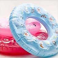 pvc materiaal zwemmen ringen voor duiken / zwemmen (willekeurige kleuren)