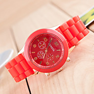 New Arrival Br  New Womens Wrist Watches Quartz Generve Ladies Watch Of Silicone B   Felly  Colors Girls Watch