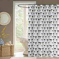 Modern Geometric Rectangle Shower Curtains 71x72inch,71x79inch