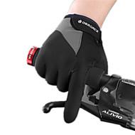 MYSENLAN® כפפות ספורט/ פעילות לנשים / לגברים כפפות רכיבה אביב / קיץ / סתיו כפפות אופנייםשמור על חום הגוף / נגד החלקה / חסין זעזועים /