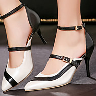 Women's Shoes Stiletto Heel Heels/D'Orsay & Two-Piece/Pointed Toe Heels Office & Career/Party & Evening/Dress Pink