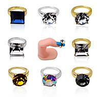 Schattig-Vinger-Andere versieringen-Andere-5pcs Nail art rings- stuks1.7cm*1.2cm- (cm)