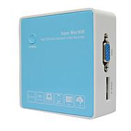ctvman CCTV Super-Mini-NVR für IP-Kamera 720p 1080p 4-Kanal-Unterstützung hdmi onvif p2p Sicherheitsüberwachung NVR