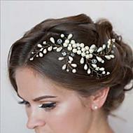 Bride's Flower Shape Rhinestone Hair Comb Wedding Hair Clip Accessories 1 PC