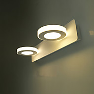 6W LED Bathroom Lighting , Modern/Contemporary LED Integrated Metal