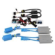 12V55W HID Ballast Bulb Headlight Conversion Kit 9006 3000K 4300K 5000K 6000K 8000K