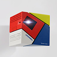 DOOGEE P1 DLP Mini-Projektor FWVGA (854x480) 70 Lumens LED 16:9