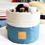 Reise Reisetasche Kosmetiktasche Kosmetik Tasche Kulturtasche Klappbar Transportabel Baumwolle Nylon