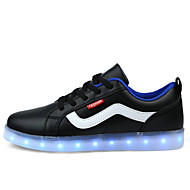 8 Colors LED Luminous Shoes Men Women Unisex Couple Sneakers Fashion Casual Flat Led Shoes Usb Charging