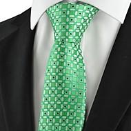 Solmio-Polyesteri,Ruudukko,Vihreä