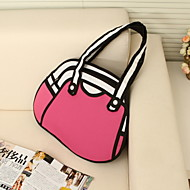 GPF 3D Three-dimensional Cartoon Satchel Shoulder Bag Cross Body Bag Tote