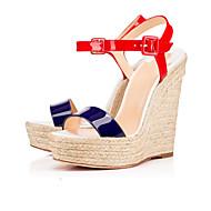 Women's High Heels Shoes  Wedge Heel Sandals /  Sandals Office & Career / Party & Evening / Dress Pumps