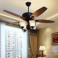 MAX60W Mennyezeti ventilátor ,  Régies (Vintage) Mások Funkció for A tervezők FémNappali szoba / Hálószoba / Étkező / Konyha /