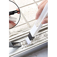 Multipurpose Window Groove Cleaning Brush Nook Cranny Folding Brush Cleaning Tool