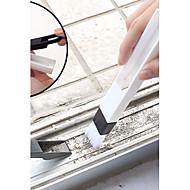 multiuso janela ranhura escova de limpeza nook recanto ferramenta de limpeza escova dobrável