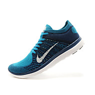 Nike Free RN Flyknit 4.0 I Men's Running Shoe Sneakers Trainer Athletic Shoes Black Blue Orange Green Brown Rainbow