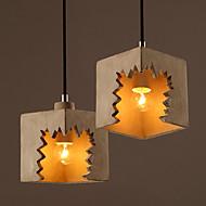 מנורות תלויות ,  רטרו אחרים מאפיין for סגנון קטן קרמיקה חדר שינה חדר עבודה / משרד חדר משחקים מוסך