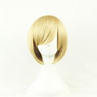 cosplay peruka / nowe / cos anime włosy peruki krótkie blond