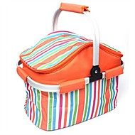 OEM Oxford / PVC Picnic Bag orange / Rose / jaune Unique camping, outdoor adventures, sporting events