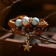 Unisex Chain Bracelet Alloy / Rope Non Stone